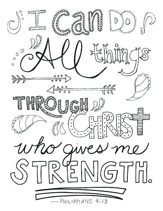 Bible Verse Coloring Pages For Kids at GetColorings.com