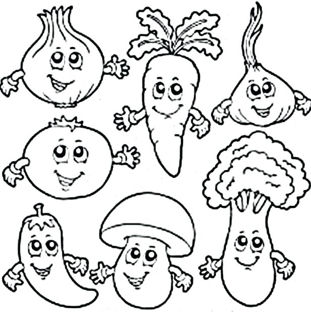 Body Parts Coloring Pages For Preschool at GetColorings