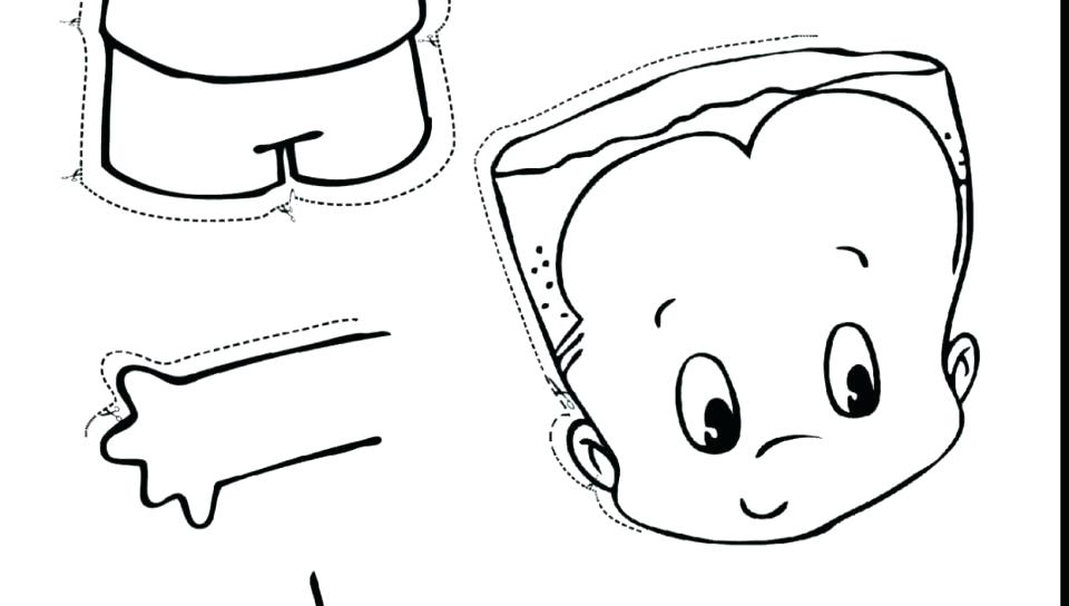 Body Parts Coloring Pages Printables at GetColorings.com