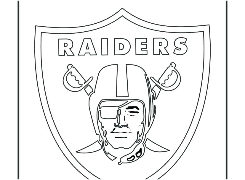 broncos logo coloring page at getcolorings  free