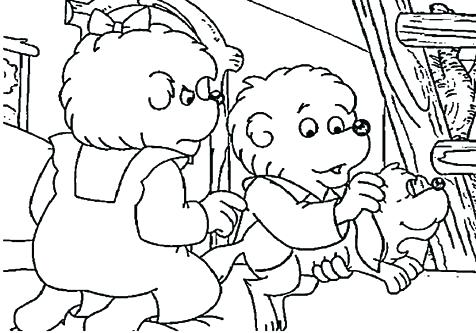 Brother And Sister Coloring Pages at GetColorings.com