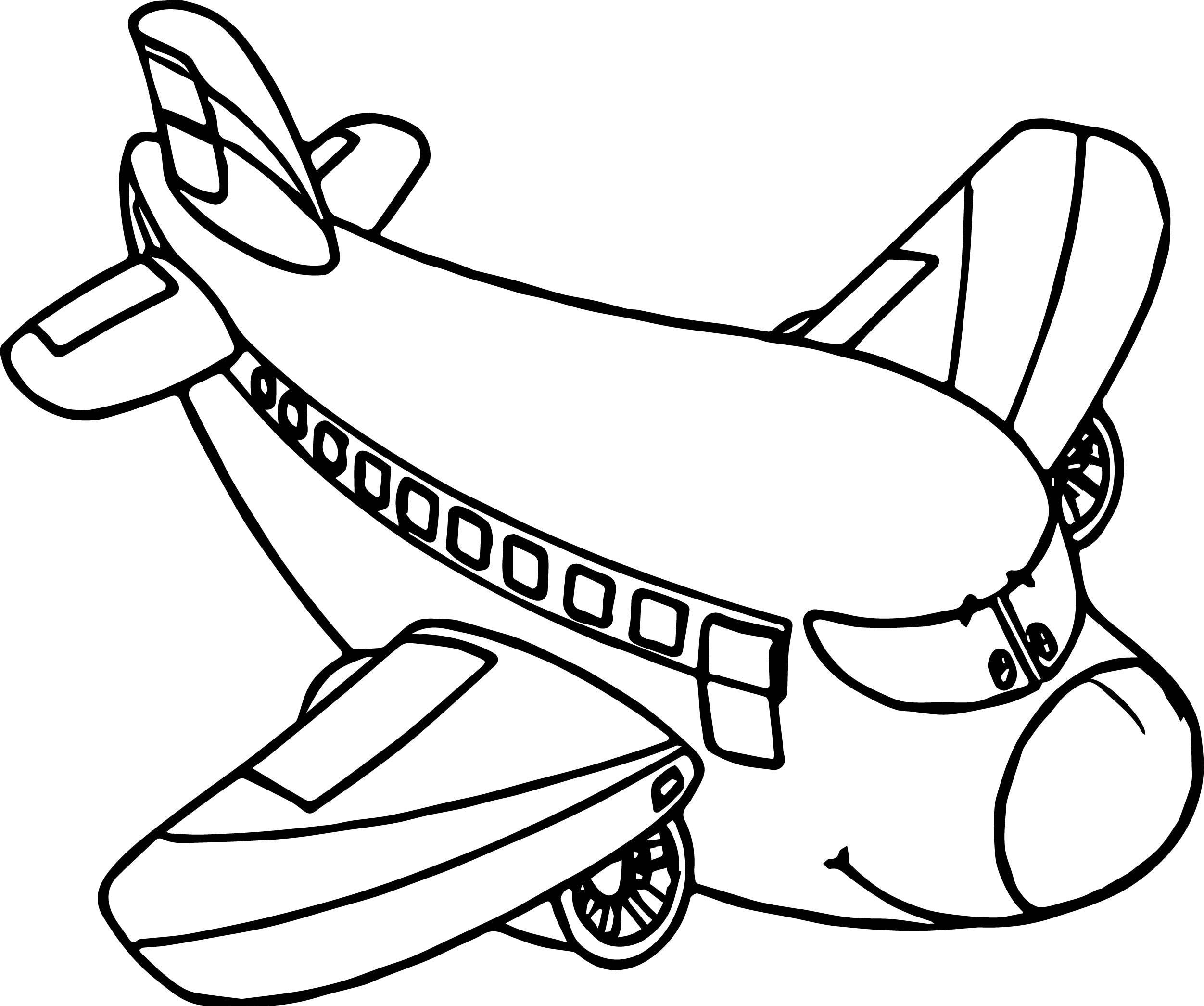 Vintage Airplane Coloring Pages At Getcolorings