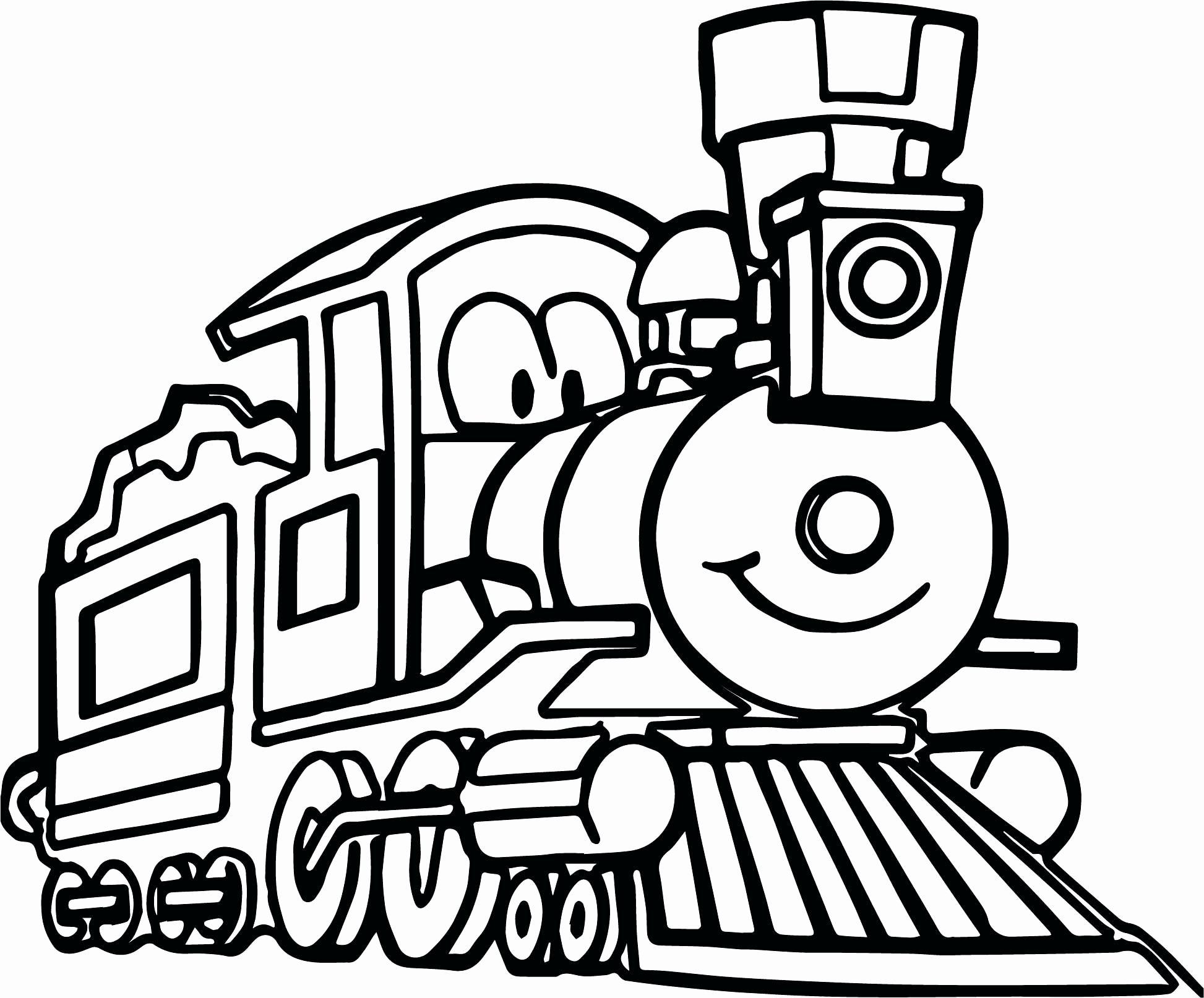Sel Train Coloring Pages To Print Coloring Pages