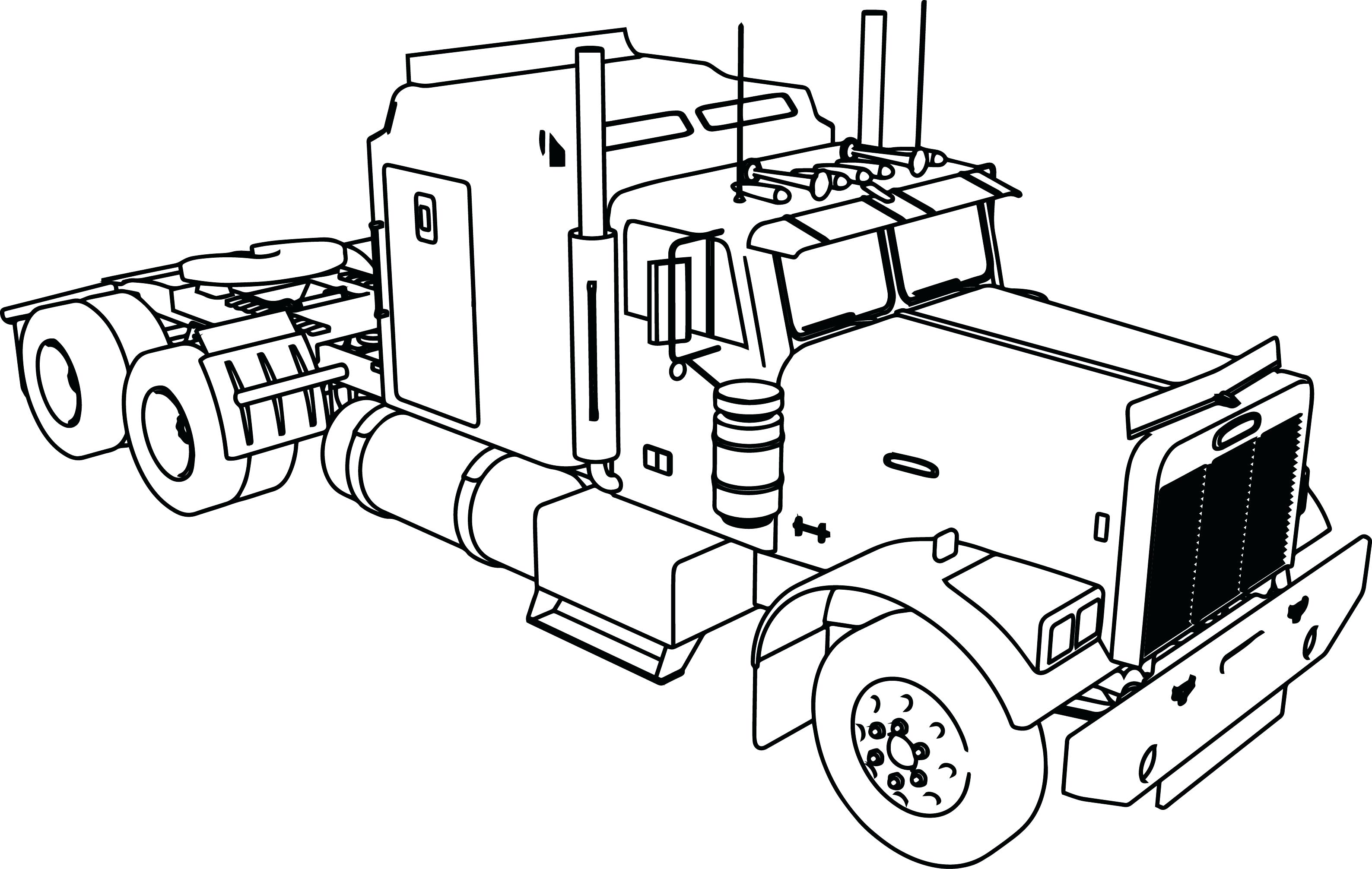 Chevy Pickup Coloring Pages At Getcolorings