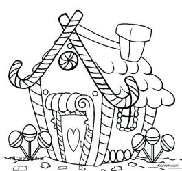 gingerbread coloring christmas pages dog printable getcolorings print