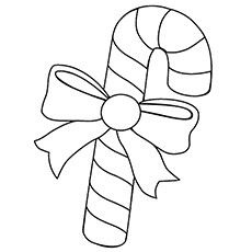 Christmas Mistletoe Coloring Pages at GetColorings.com