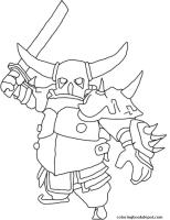 Clash Royale Coloring Pages at GetColorings.com   Free ...