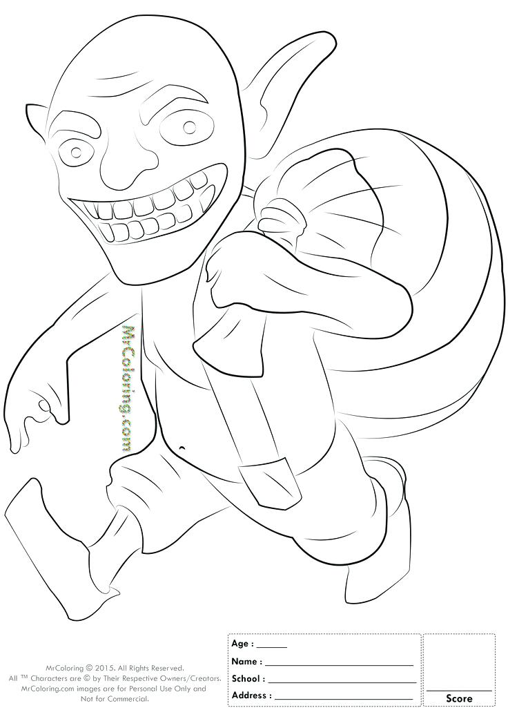 clash royale coloring pages at getcolorings  free