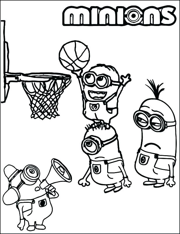 College Basketball Coloring Pages at GetColorings.com