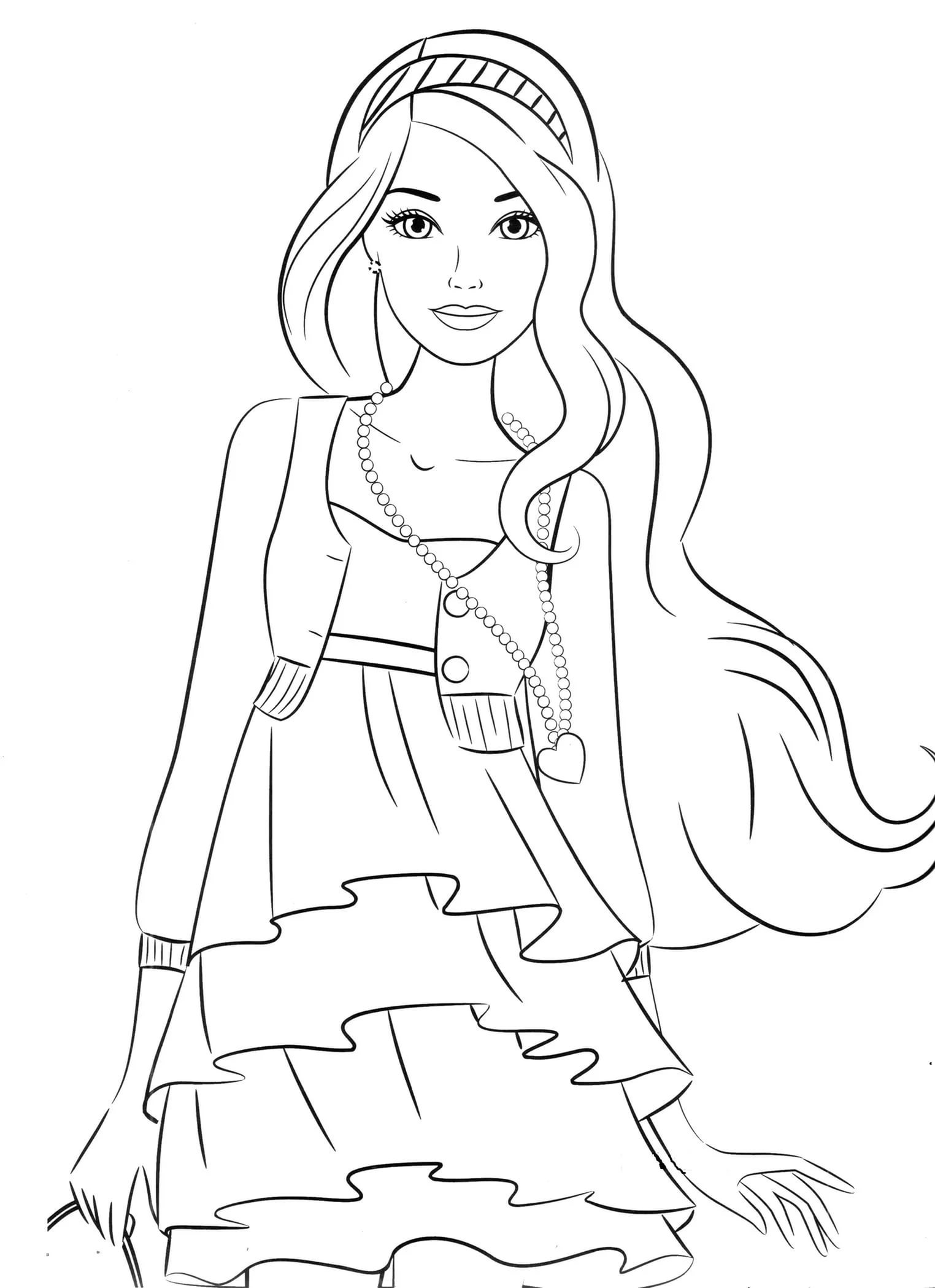Coloring Pages For 4 Year Olds At Getcolorings