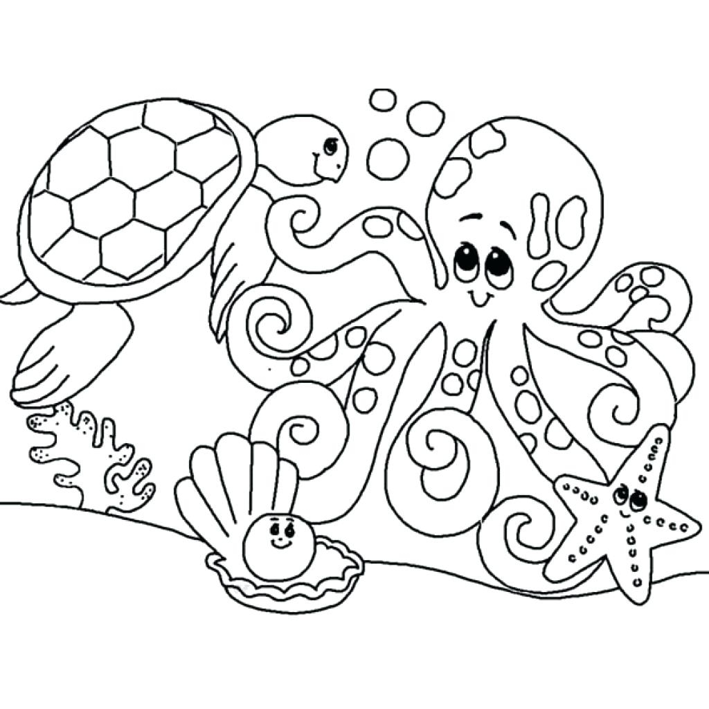 Coloring Pages For Kindergarten At Getcolorings