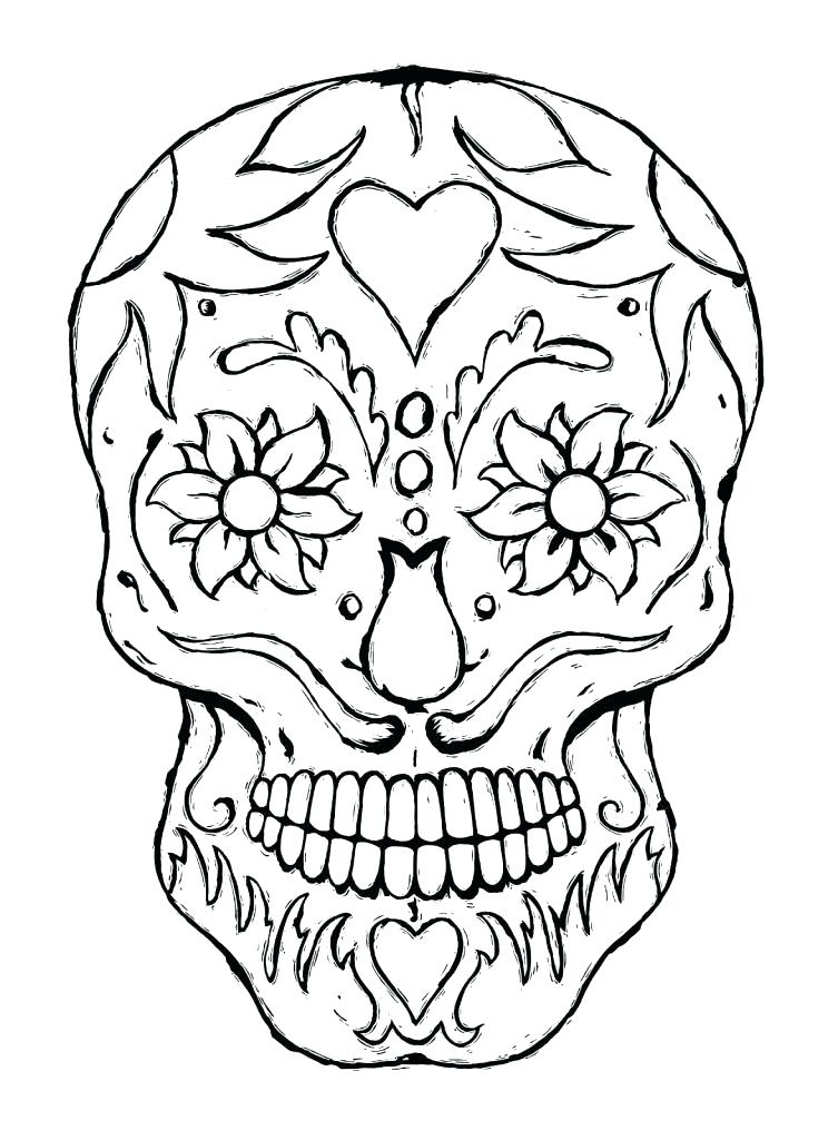 Coloring Pages Halloween Very Scary at GetColorings.com