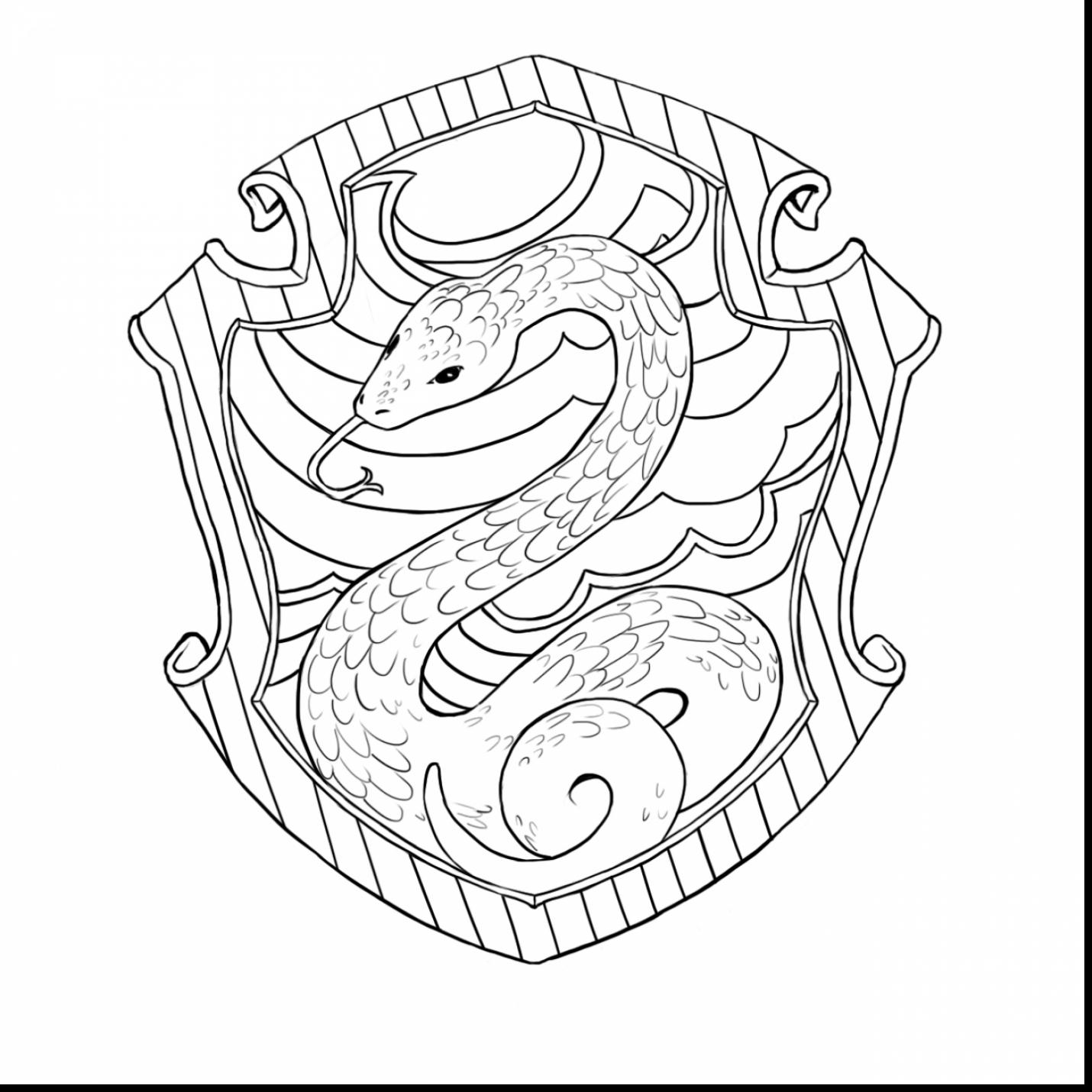Coloring Pages Of Harry Potter Characters At Getcolorings