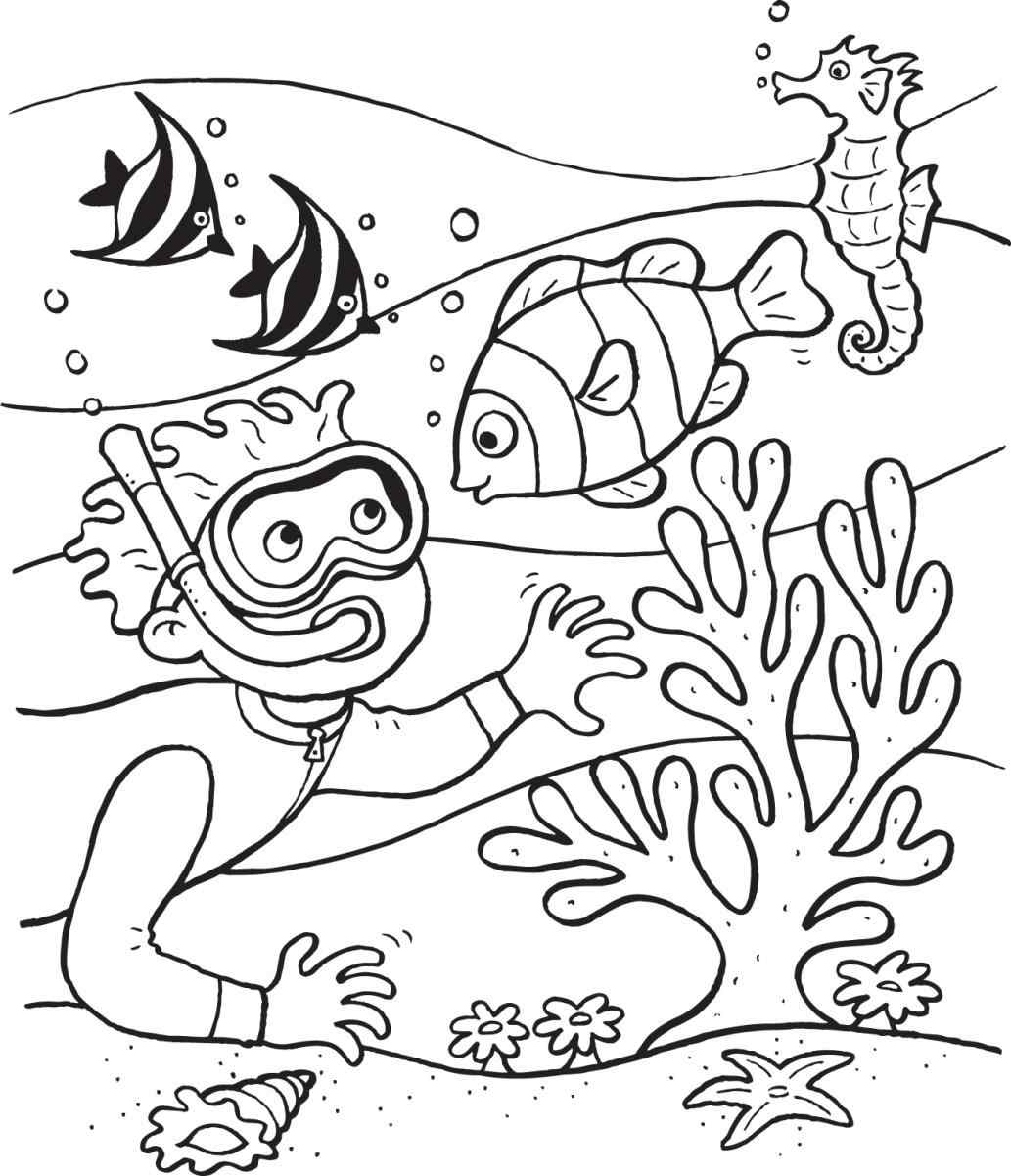 Coloring Pages Sunrise At Getcolorings