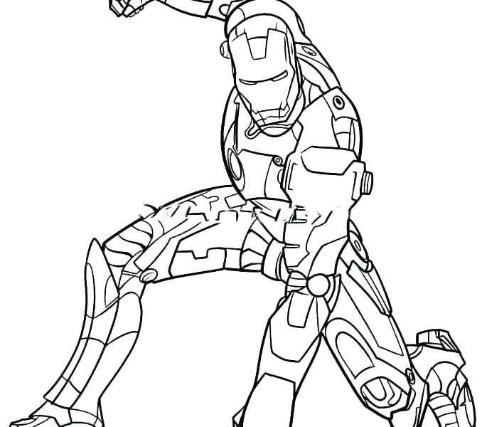 Coloring Pages Superheroes Printables at GetColorings.com