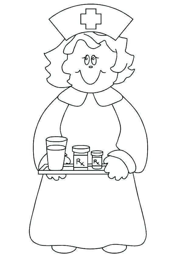 Community Helpers Coloring Pages at GetColorings.com