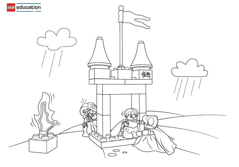 Community Service Coloring Pages at GetColorings.com