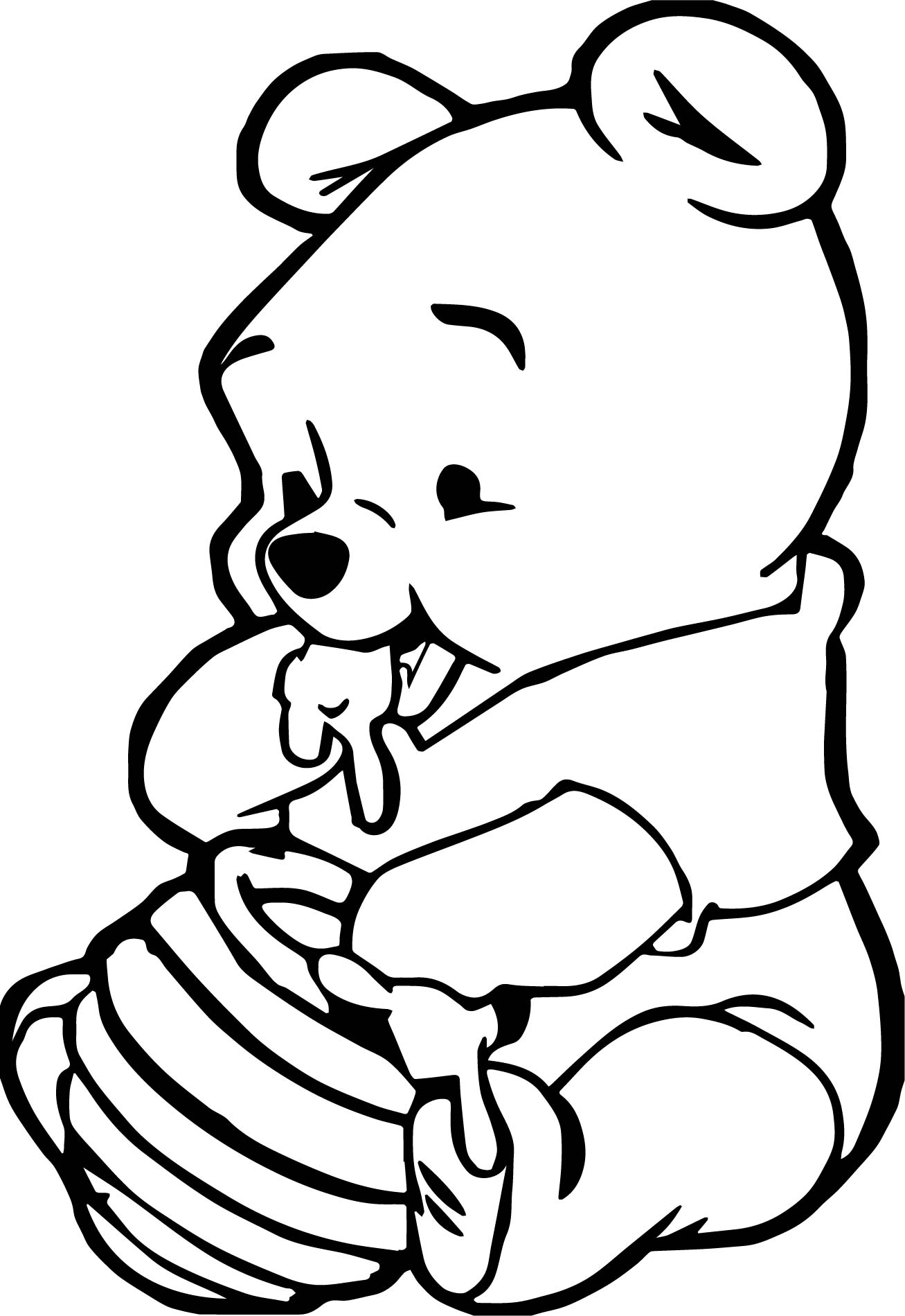 Cute Disney Coloring Pages At Getcolorings