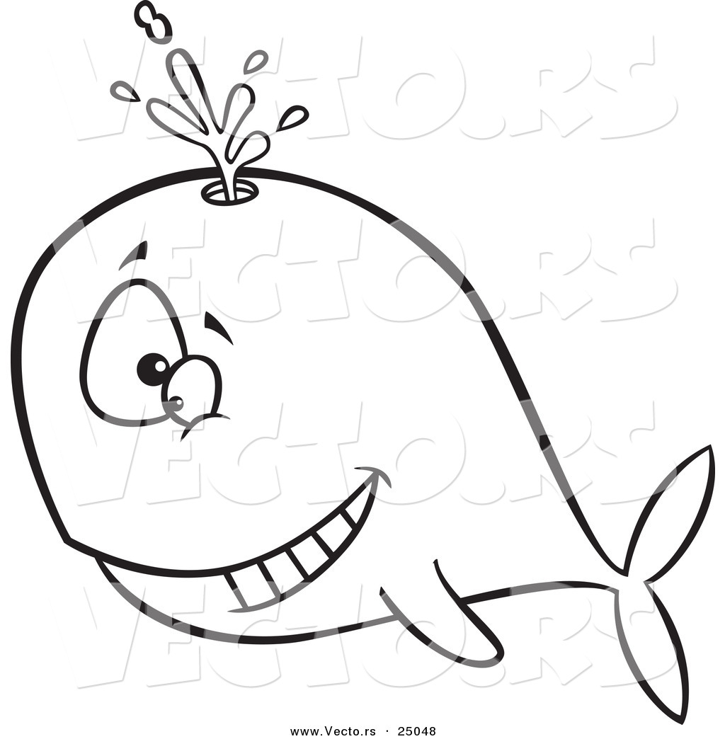 Cute Whale Coloring Pages At Getcolorings