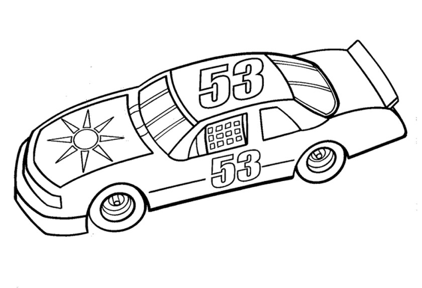 dale earnhardt jr coloring pages at getcolorings