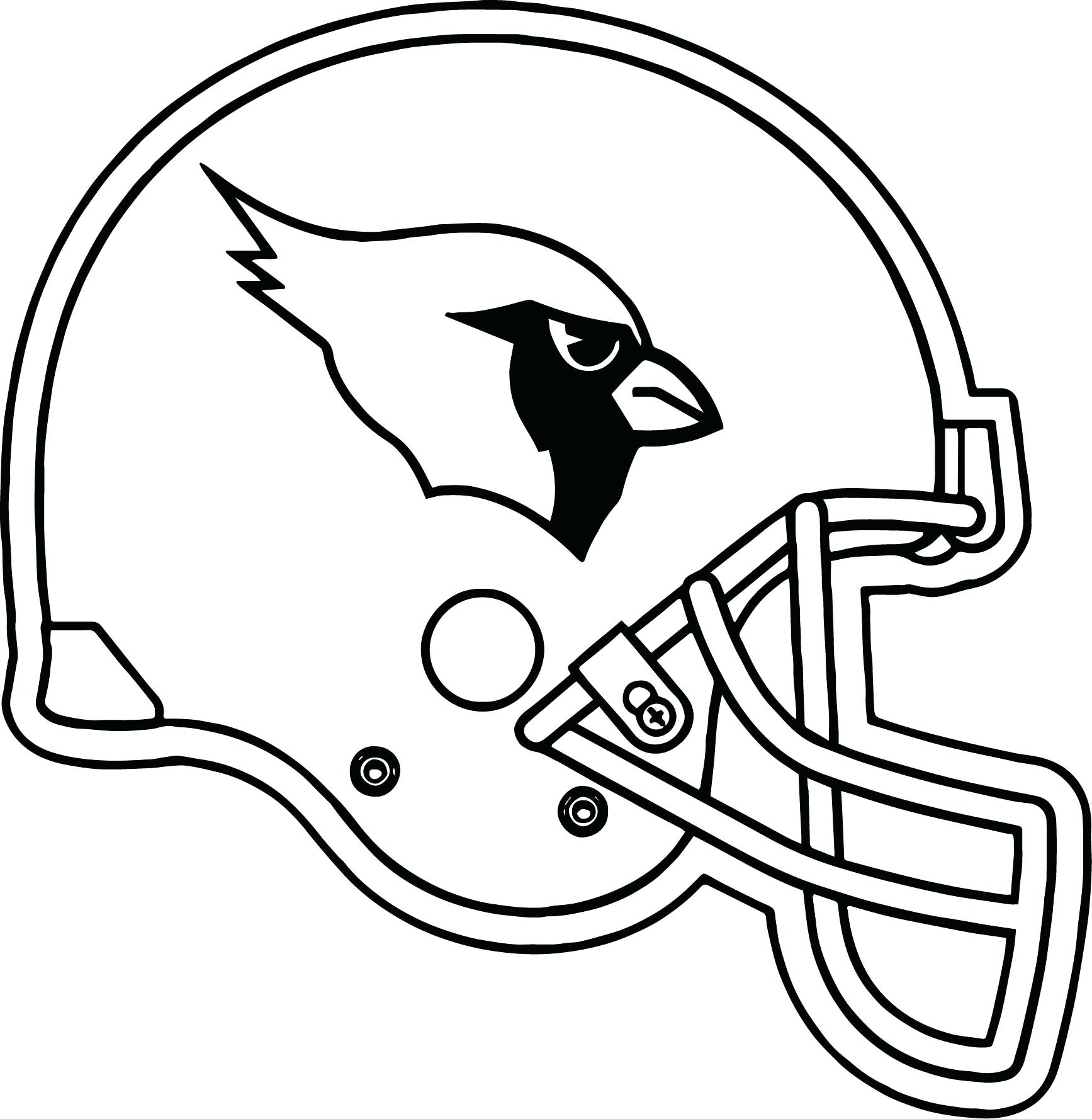 Denver Broncos Logo Coloring Pages At Getcolorings