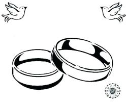 Diamond Ring Coloring Page at GetColorings.com   Free ...