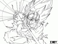 √ Dbz Coloring Pages Games | Print Dragon Ball z Coloring Pages