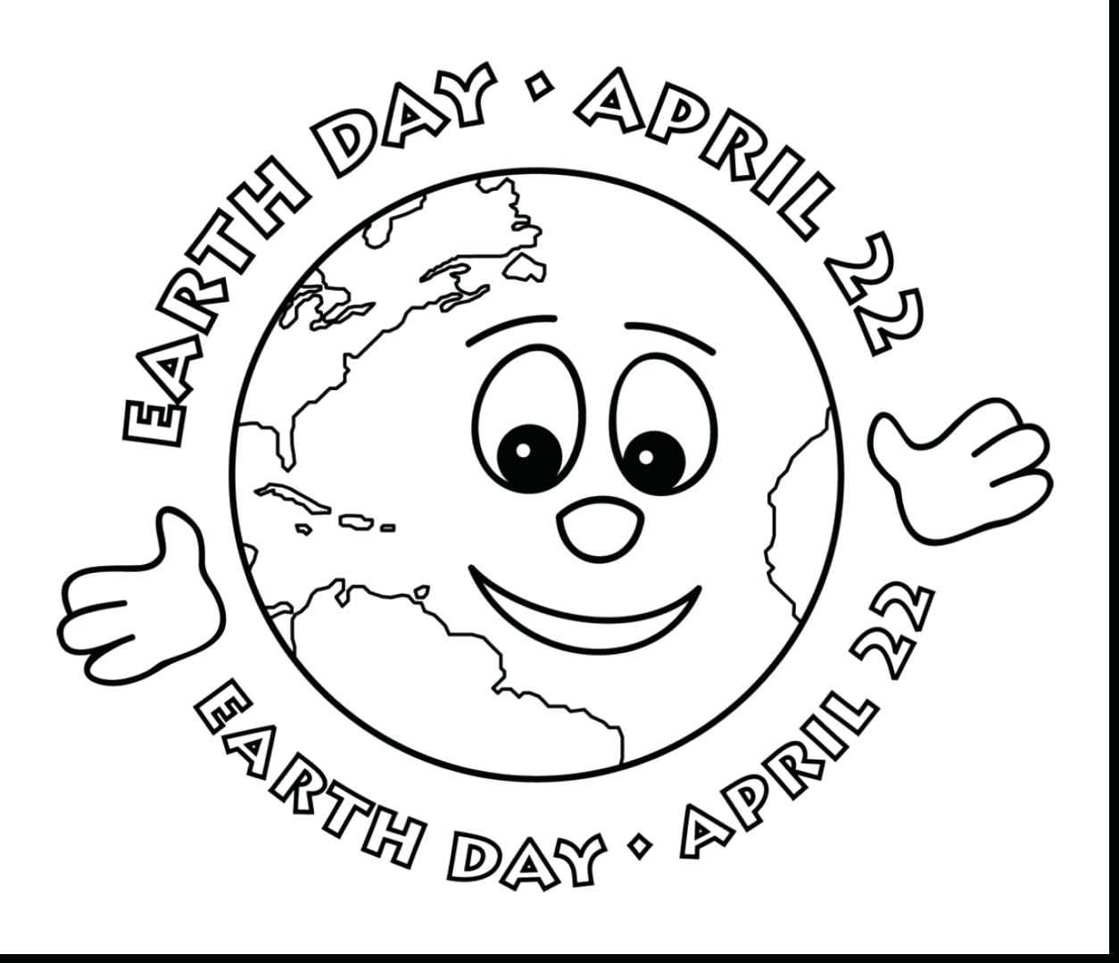 Earth Day Coloring Pages At Getcolorings