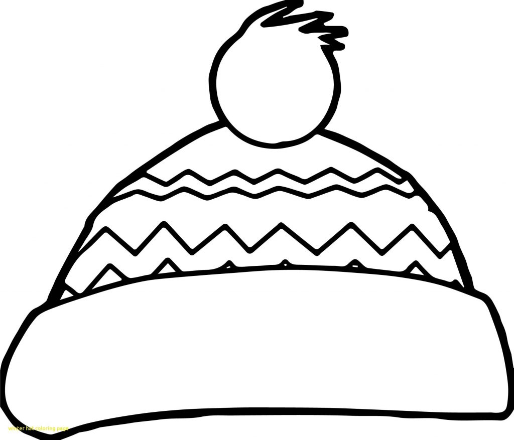 Elf Hat Coloring Page At Getcolorings