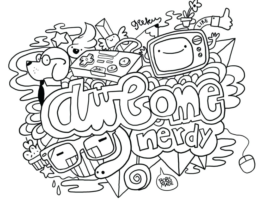 Feelings Coloring Pages Printable Free at GetColorings.com
