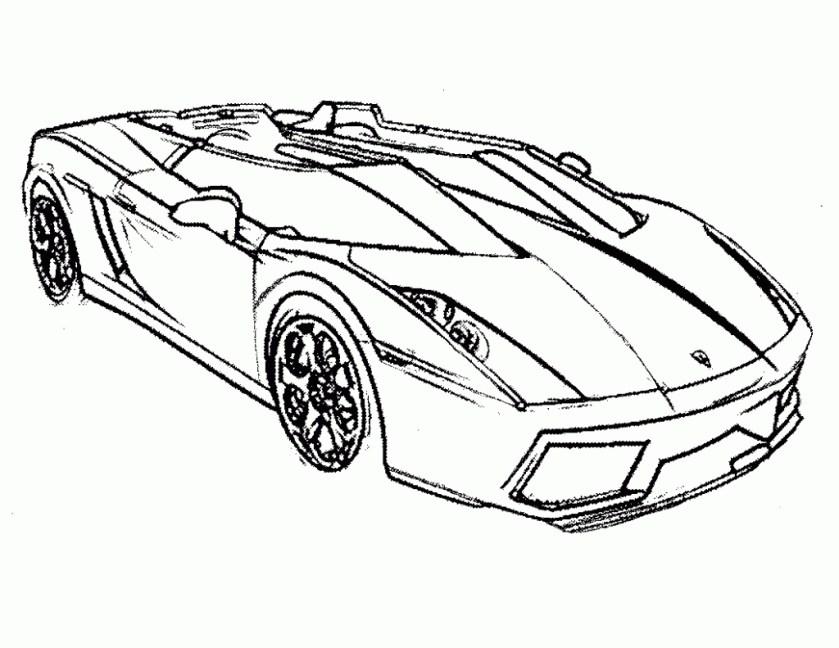ferrari car coloring pages at getcolorings  free