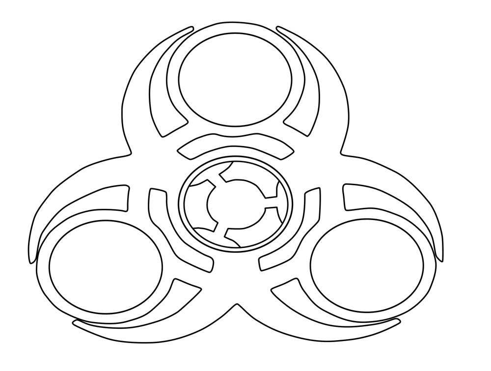 Gambar Luxury Fidget Spinner Coloring Page Coloring Ws Jpeg Png Gif ...