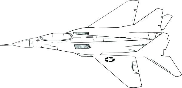 fighter jet coloring pages at getcolorings  free