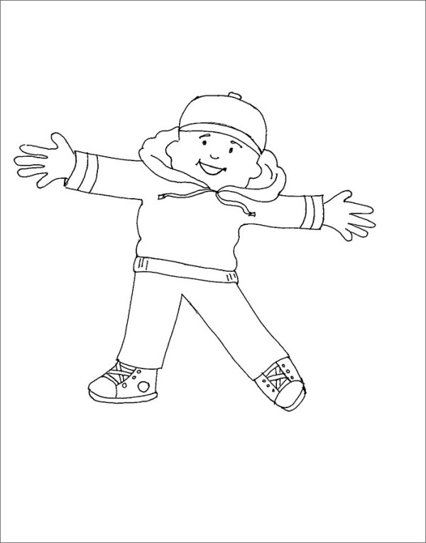 flat stanley coloring page # 57