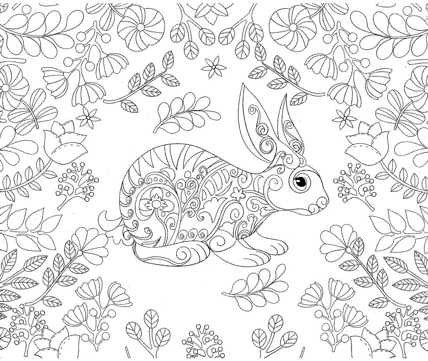forest adult coloring pages at getcolorings  free
