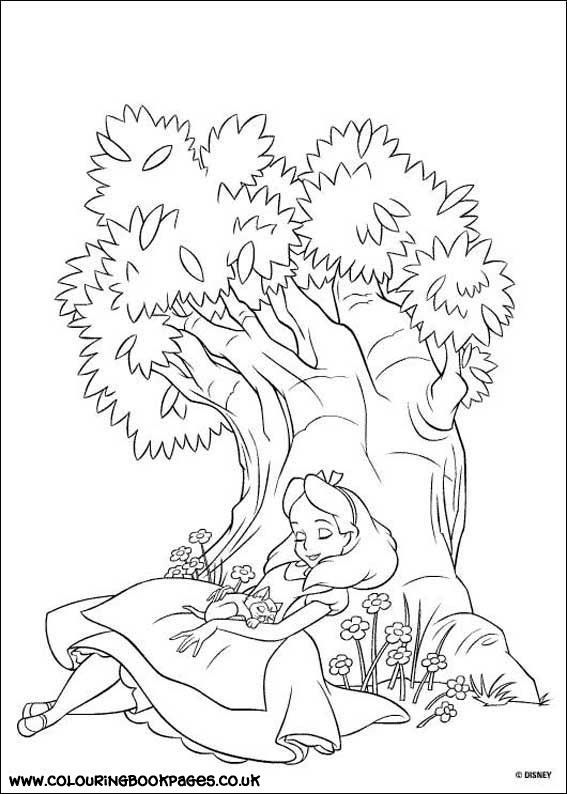 Winter Wonderland Coloring Pages at GetColorings.com