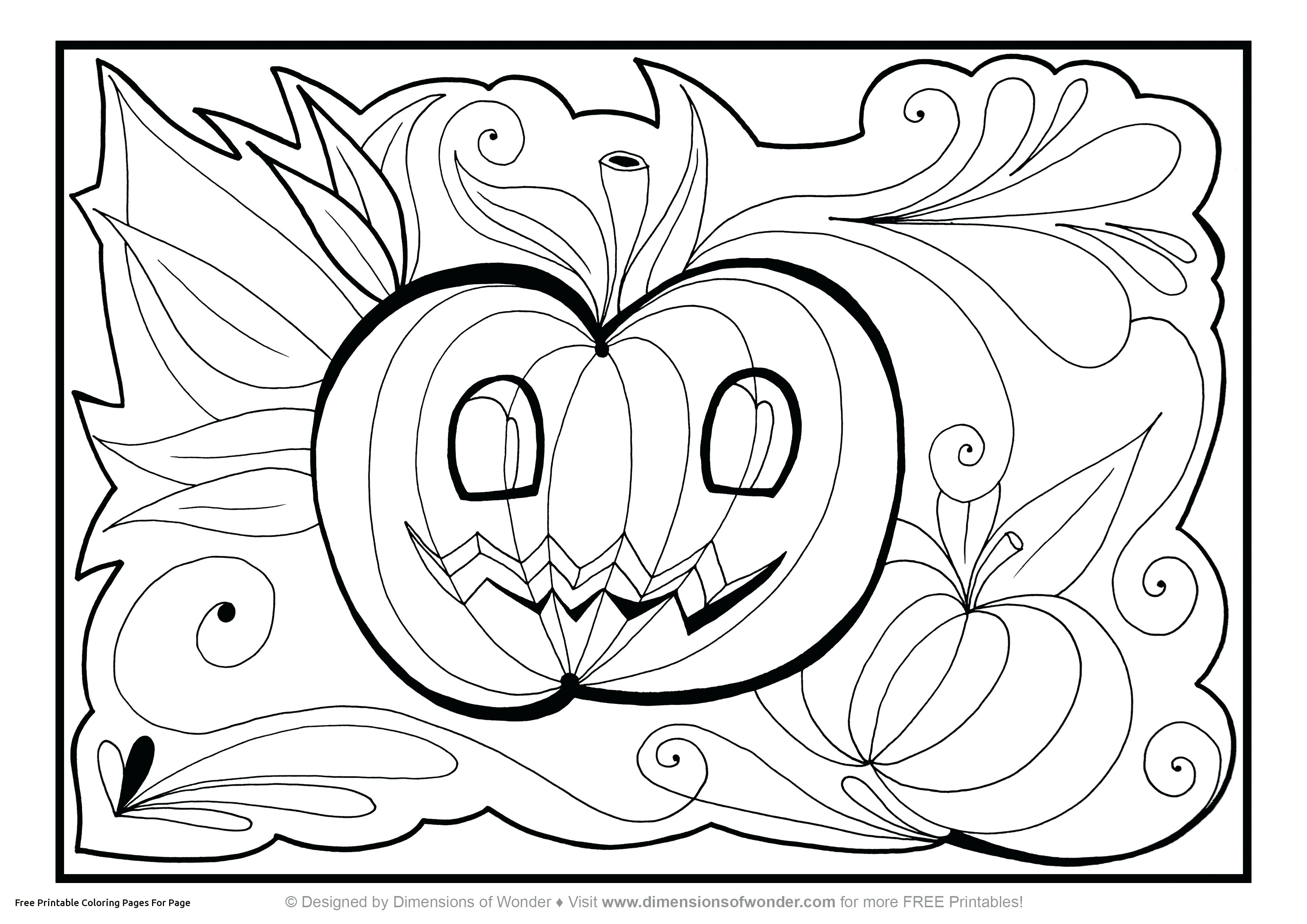 Free Printable Charlie Brown Halloween Coloring Pages At