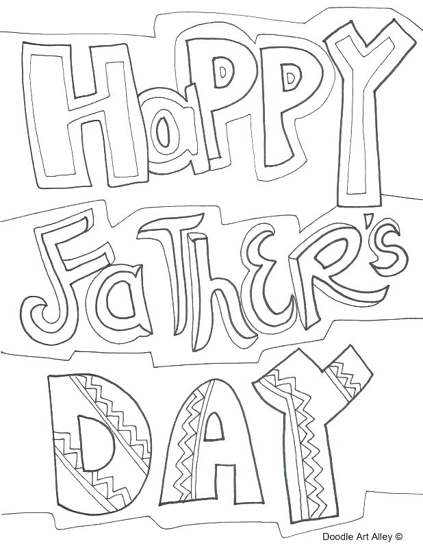 Free Printable Fathers Day Coloring Pages at GetColorings