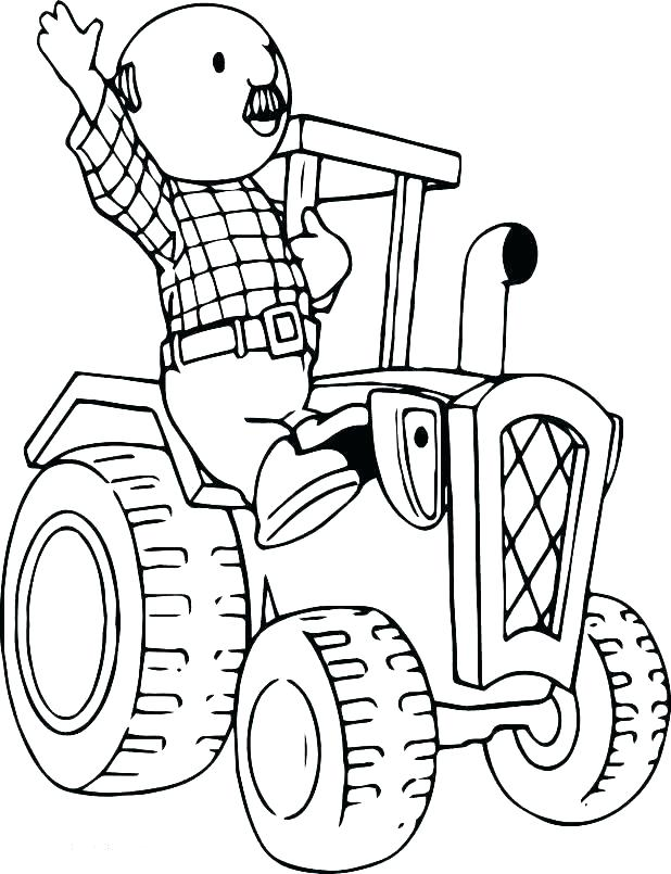 free-printable-tractor-coloring-pages-29  Wire Alternator Wiring Diagram Bobcat on