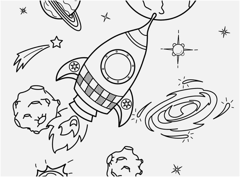 Free Solar System Coloring Pages at GetColorings.com