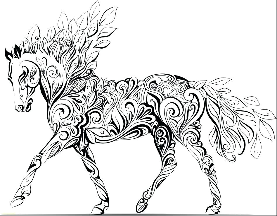 Full Size Coloring Pages For Adults at GetColorings.com