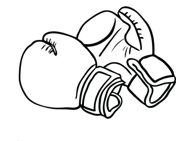 gloves coloring page at getcolorings  free printable