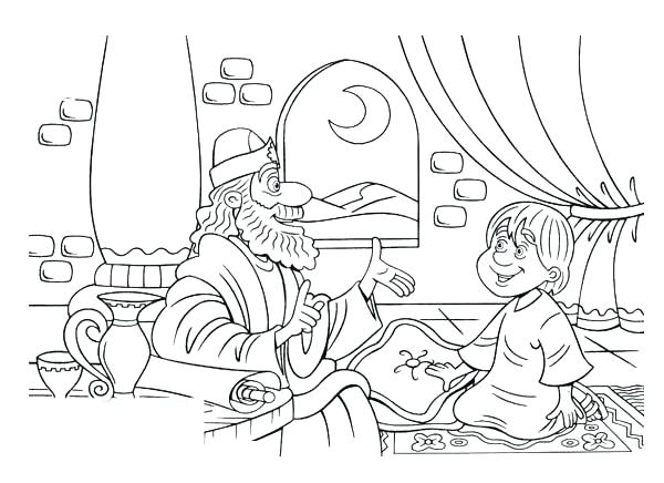 Hannah And Samuel Coloring Pages at GetColorings.com