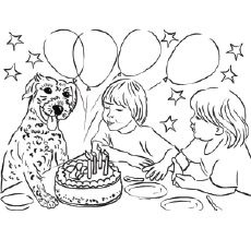 Happy Birthday Sister Coloring Pages at GetColorings.com
