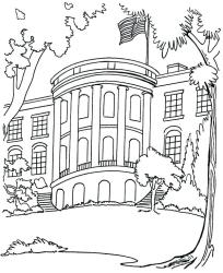 coloring pages haunted houses capitol victorian printables drawing printable building getcolorings state print michigan netart witch colori getdrawings