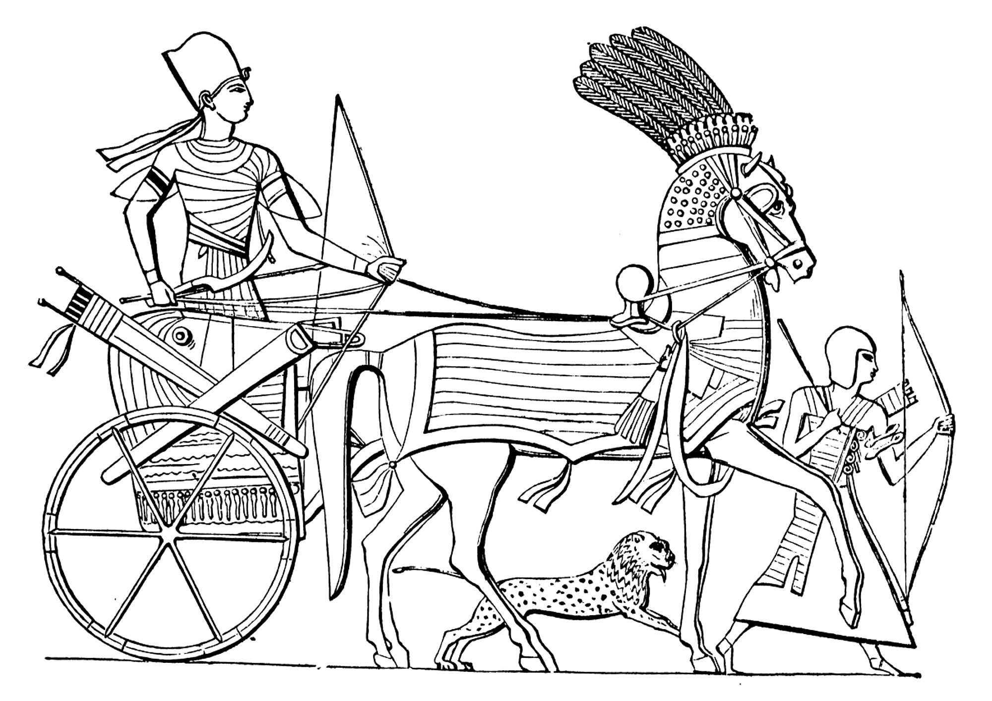 Hieroglyphics Coloring Pages At Getcolorings