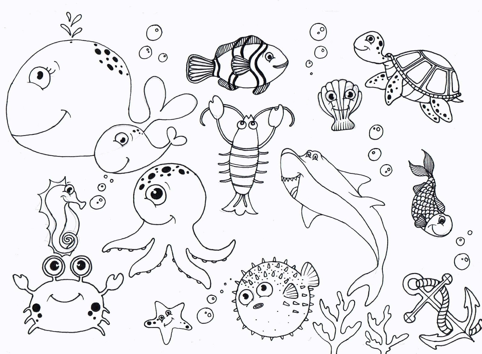 High Quality Coloring Pages At Getcolorings
