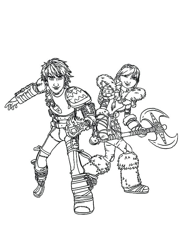 How To Train Your Dragon 2 Coloring Pages at GetColorings