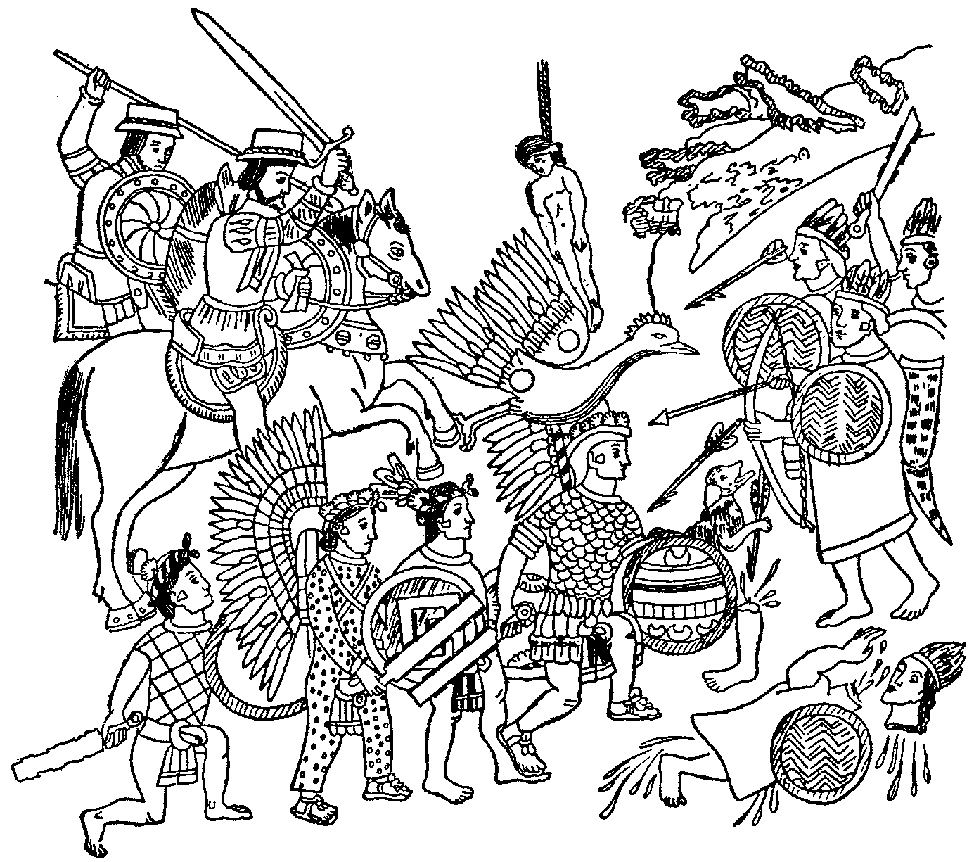 Inca Coloring Pages At Getcolorings