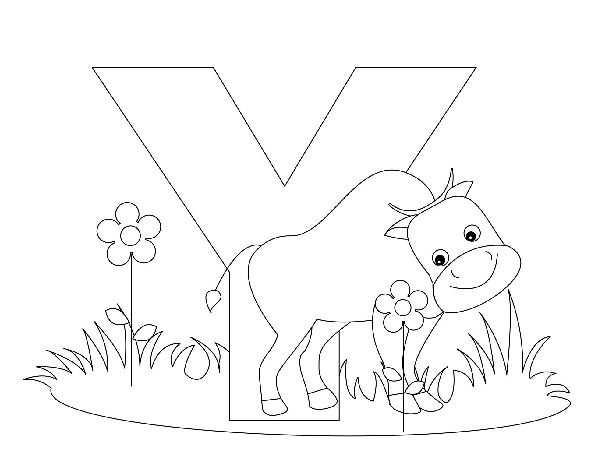 Inchworm Coloring Page At Getcolorings